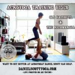 AcroYoga Training Video: Ol' Faithful & The Rigamaroll
