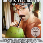 Do This, Feel Better: Eat a Fresh, Young Coconut