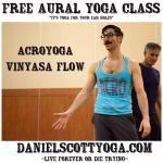 Free Yoga Class: AcroYoga Vinyasa Flow (MP3)