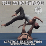 AcroYoga Training Video: The Croc Garage