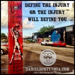 Define the Injury or the Injury Will Define You