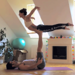 AcroYoga Basics: Forward Flying