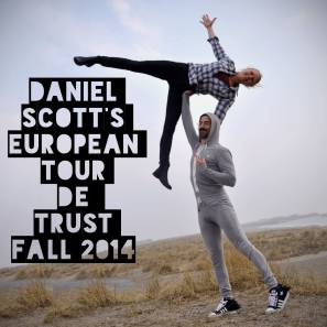 Daniel Scott's European Fall Tour 2014