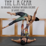 AcroYoga Washing Machine Video: The L.A. Gear