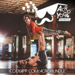 Comprehensive Introduction to AcroYoga: Online Classes with CodyApp