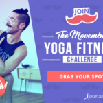 MOVEmber Fitness Challenge 2016 with DOYOUYOGA